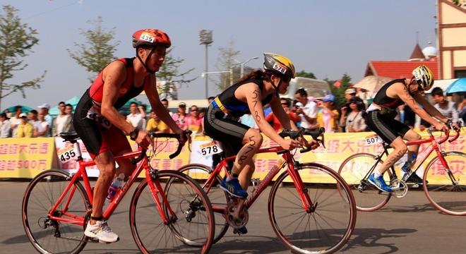 中国体育彩票北戴河铁人三项赛