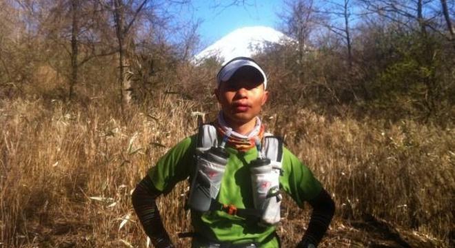 环富士山的路【三】 首位完成UTMF(环富士山越野赛)中国大陆选手薛大宝访谈