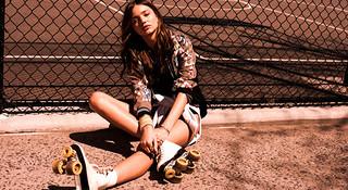 轻度运动高度时尚—欧美女星运动范生活