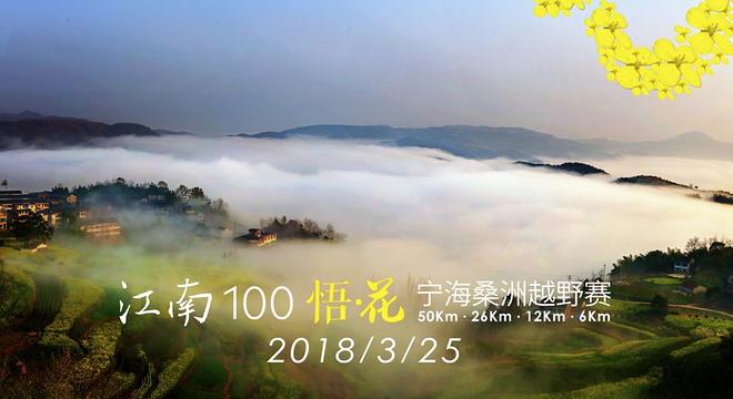 江南100悟·花 宁海桑洲越野赛