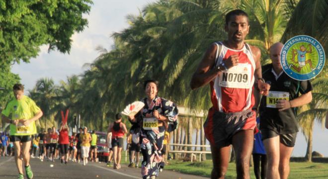 婆罗洲马拉松