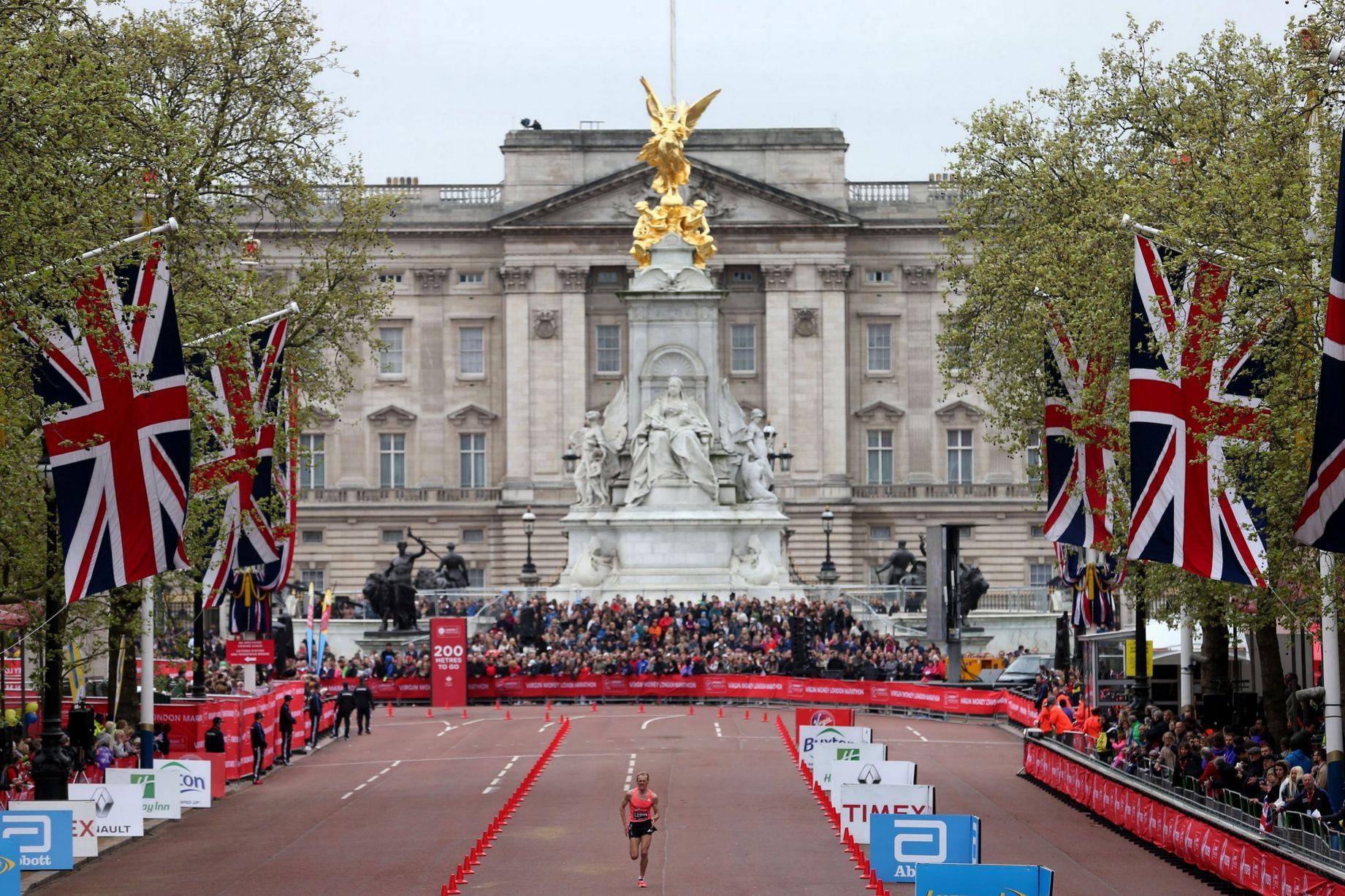 伦敦马拉松 | 游走于荣耀与繁华间