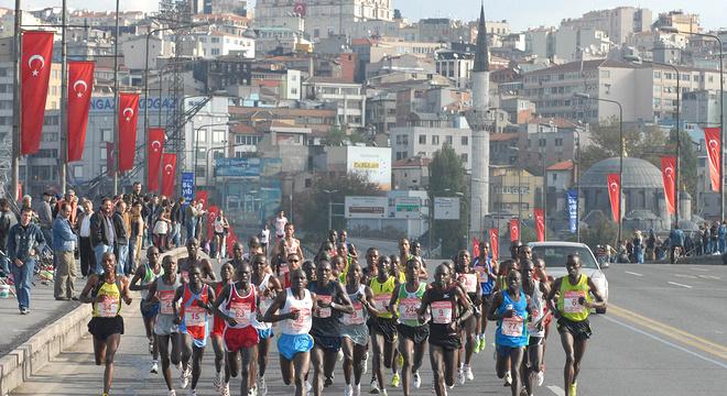 伊斯坦布尔马拉松