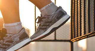 跑鞋 | 轻量回弹但还不够出色 adidas PureBOOST DPR深度评测