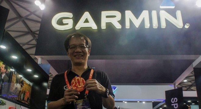 CES ASIA | 运动的未来是可预见的,专访Garmin佳明中国区总经理王正伟