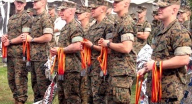 海军陆战队马拉松