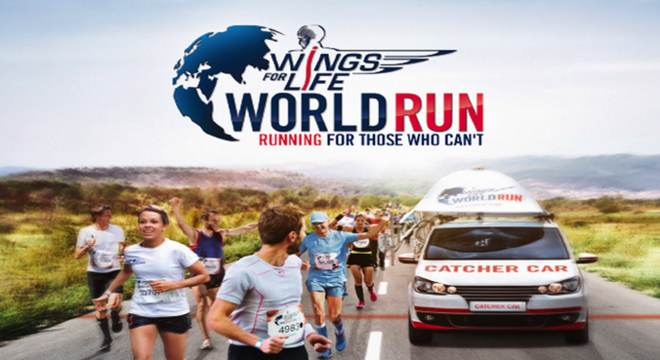 WINGS FOR LIFE WORLD RUN 加拿大尼亚加拉瀑布站