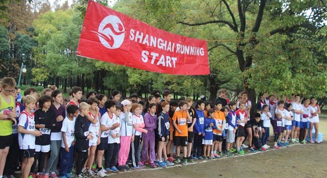 滨江森林公园10公里跑