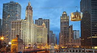 热点 | 芝加哥马拉松前 教你用跑步丈量这座城市