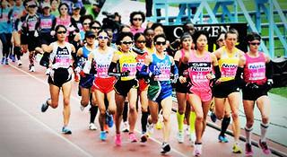 马拉松城纪 | 低调的精英赛事,神游大阪女子国际马拉松