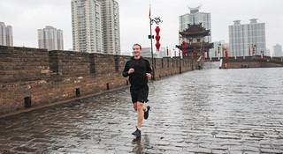人物 | 扎克伯格与他的新年365英里跑步计划