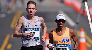 人物 | 美国马拉松新星Galen Rupp