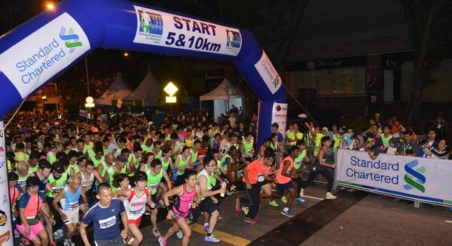 渣打吉隆坡马拉松