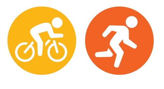 经验   跑步和骑车,这个天哪个更好使?