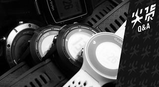 尖货Q&A:Vol.09 GPS运动手表里隐藏的一些小秘密
