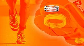 不是所有的鞋子都一样—弹簧概念降低受伤的运动鞋
