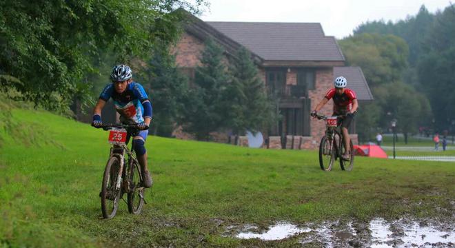 2016长春净月潭国际森林山地自行车马拉松