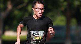 人物   南马国内第一狄鋆:跑龄两年多 PB 2:25的秘诀