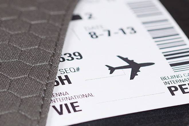 Osprey Document Zip 护照文件包