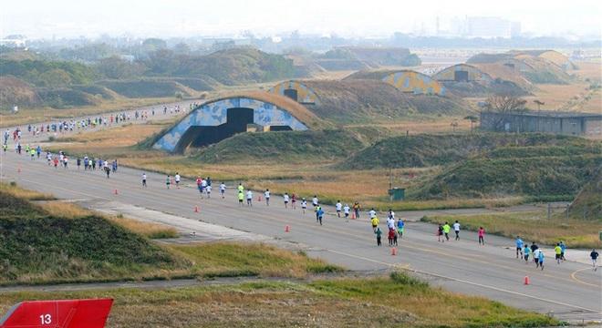 桃园航空城全国马拉松赛