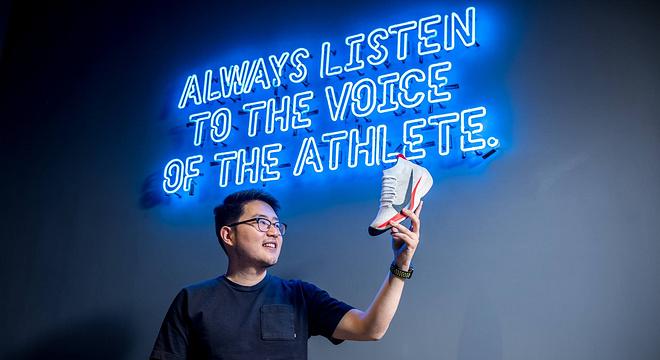 现场 | Nike破二跑鞋大揭秘 挑战传统 不惧失败