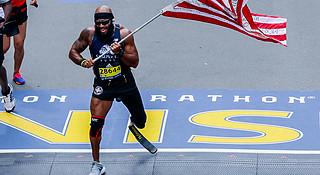 波士顿马拉松   第121届的12个瞬间