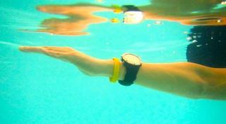 全功能:颂拓 拓野 2(SUUNTO Ambit 2)深度测评【五】 游泳功能评测