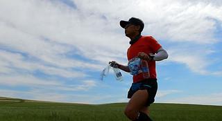 跑者 | 胡峰:一个永不止步的跑者