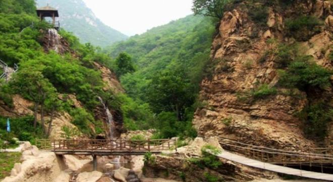 神泉峡越野挑战赛