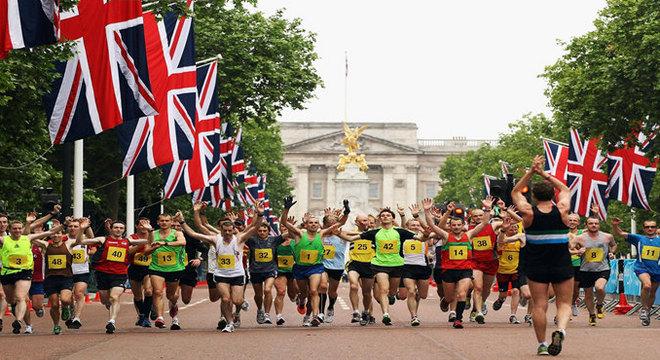 伦敦马拉松