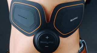 现场 | C 罗的腹肌和 SIXPAD 健身装备