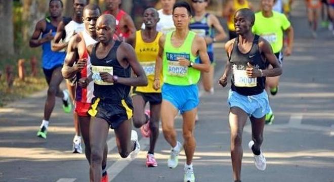 常熟尚湖国际半程马拉松邀请赛