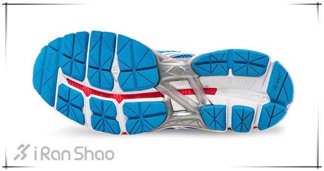ASICS亚瑟士GT-2000 3跑鞋鞋底