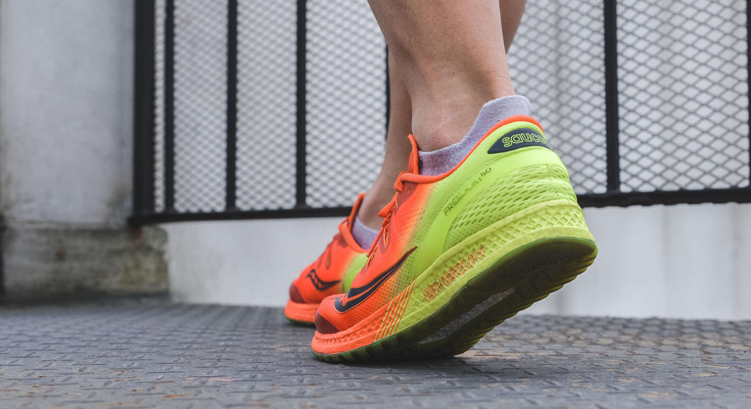 跑鞋 | 脚感优秀值得入手 Saucony Freedom ISO深度评测