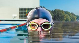 清晰水世界—泳镜防雾小贴士