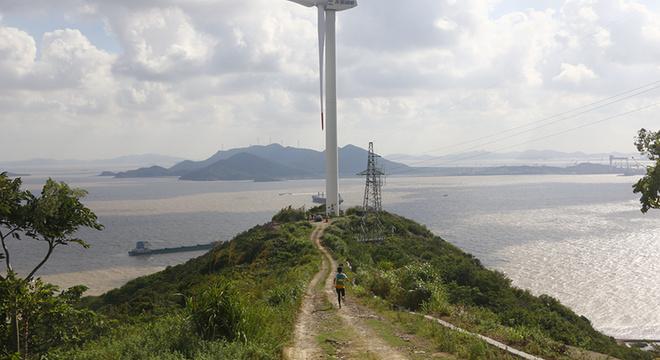 越野东海.未来---2021舟山群岛穿越之旅