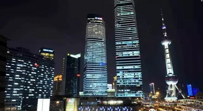 新地公益垂直跑—勇闯上海IFC