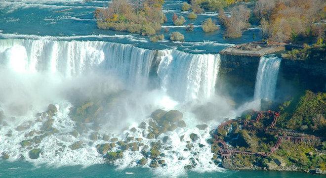 尼亚加拉瀑布女子半程马拉松