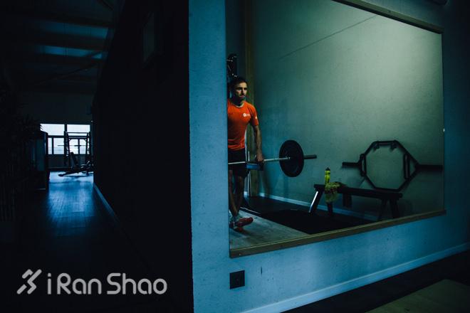瑞士机器Ueli Steck的训练日常