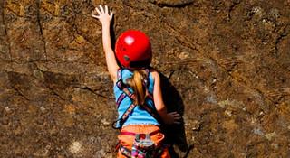 攀岩—自然滋养孩子成长