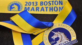 波士顿梦想 | 波士顿的时间胶囊,里面有个关于波士顿马拉松的秘密
