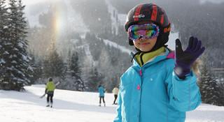 两岁上雪场—滑雪也要从娃娃抓起