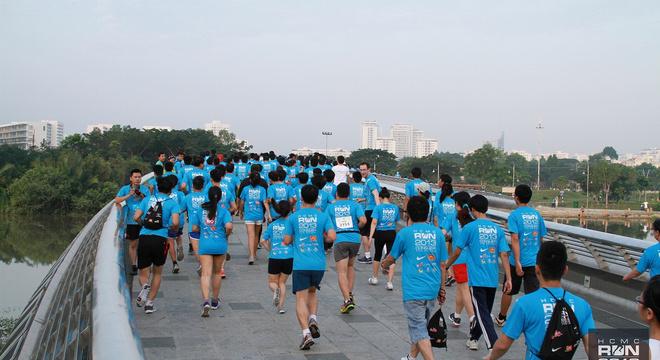 胡志明城市马拉松