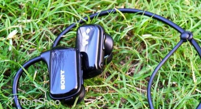 运动的声音伴侣(SONY WALKMAN MP3 W273)