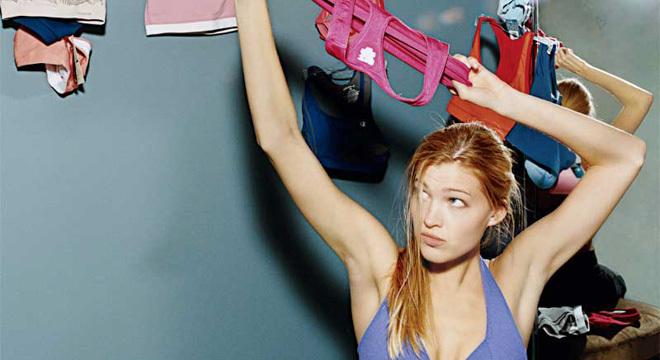 众里寻bra千百度—如何挑选适合你的运动bra(一)