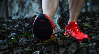跑鞋 | Salomon 萨洛蒙 SLAB-Wings,红的不怕野