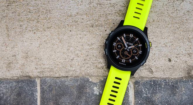 开箱   Garmin Forerunner 935 全能铁三手表的又一次升级