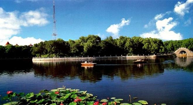 岳阳南湖国际马拉松