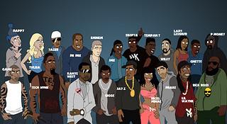 热点 | 运动品牌集体变嘻哈 原来它们都看了《中国有嘻哈》
