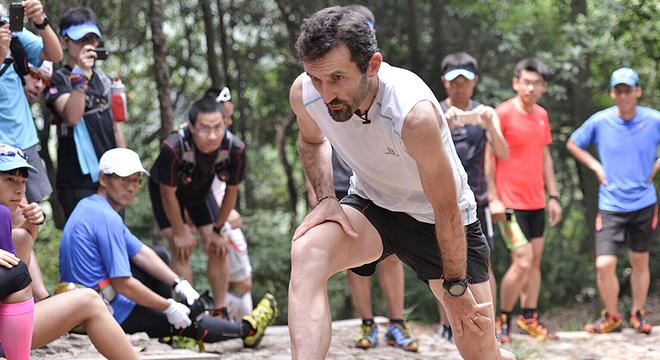 Salomon第二届越野跑精英训练营